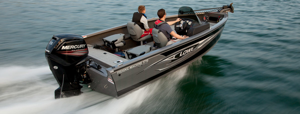 Lowe 165 Pro SC 60hp